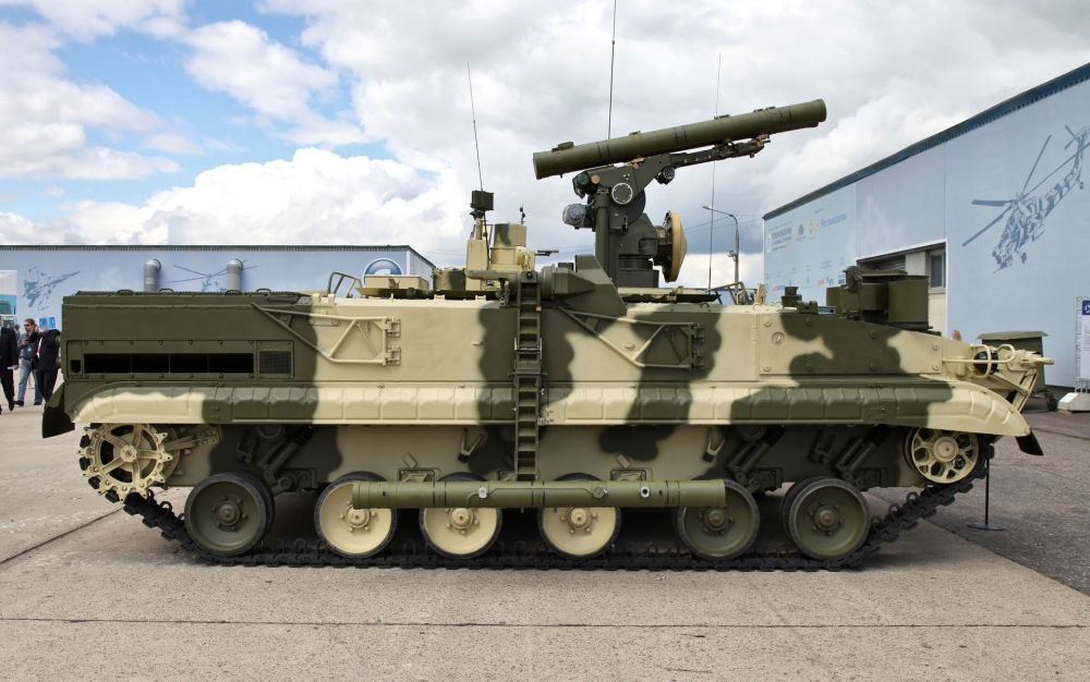 The Khrizantema-S (Photo: militaryedge.org)