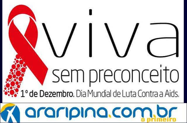 1º de Dezembro Dia Mundial de Luta Contra a Aids