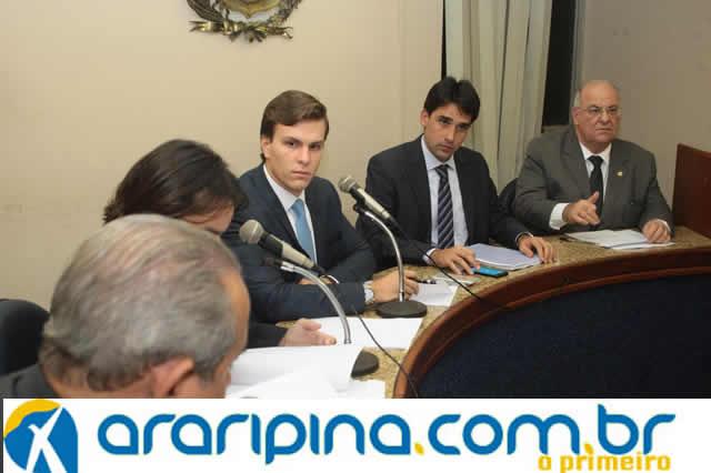 Comissão do PAC vistoria obras da transposição do São Francisco
