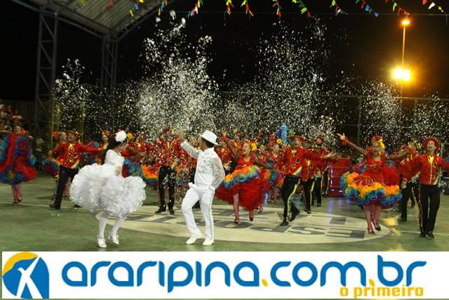 Festival de quadrilhas juninas abre inscrição em Araripina