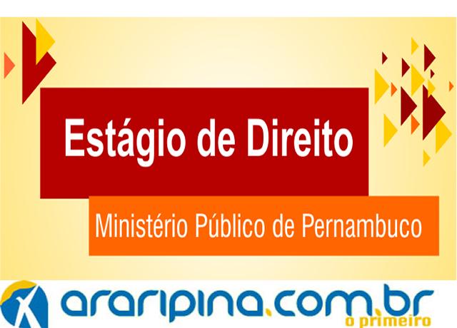MPPE abre inscrições para seleção de estagiários de Direito