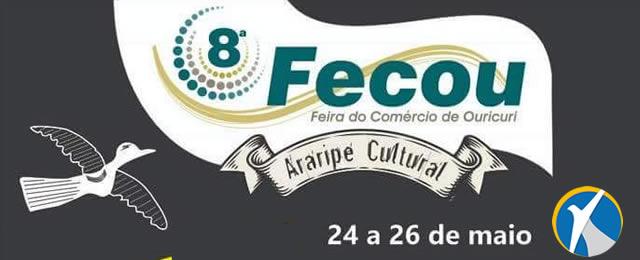 8ª Feira do Comércio será realizada em Ouricuri entre os dias 24 e 26