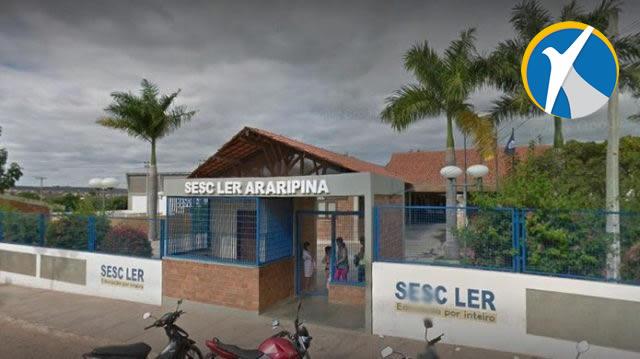 Sesc inscreve para cursos de Cultura em Araripina