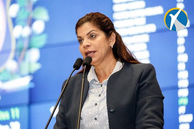 Socorro Pimentel não descarta assumir uma secretaria em 2019