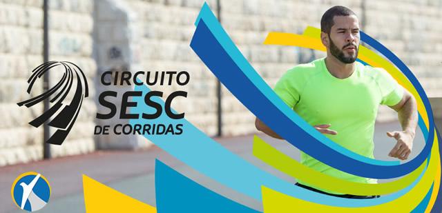 Circuito Sesc de Corrida está com inscrições abertas. Saiba como participar