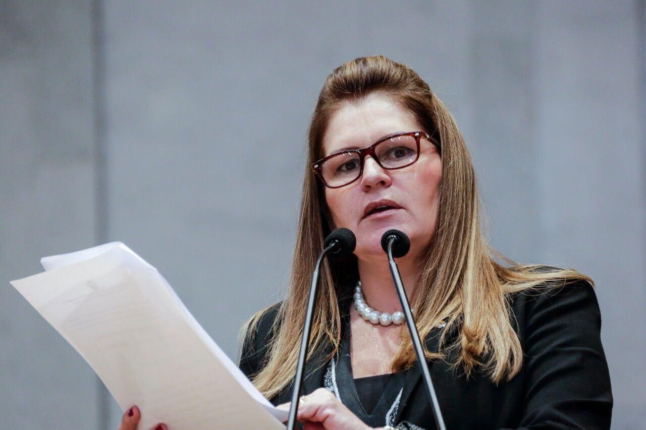 Deputada Roberta Arraes vota a favor de extinção da delegacia de combate a corrupção em Pernambuco