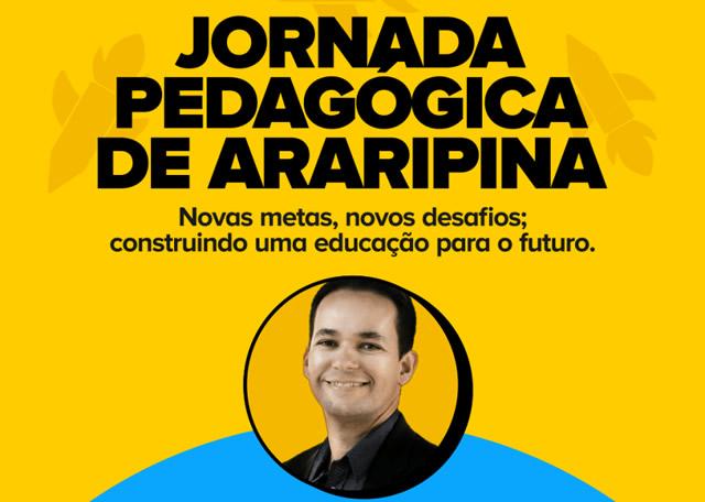 Secretaria de Educação promove Jornada Pedagógica