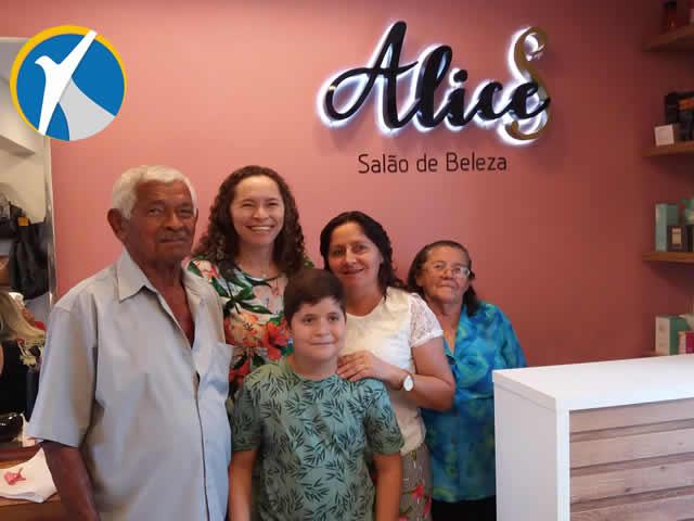 Salão de Beleza Alice completa três décadas de sucesso em Araripina