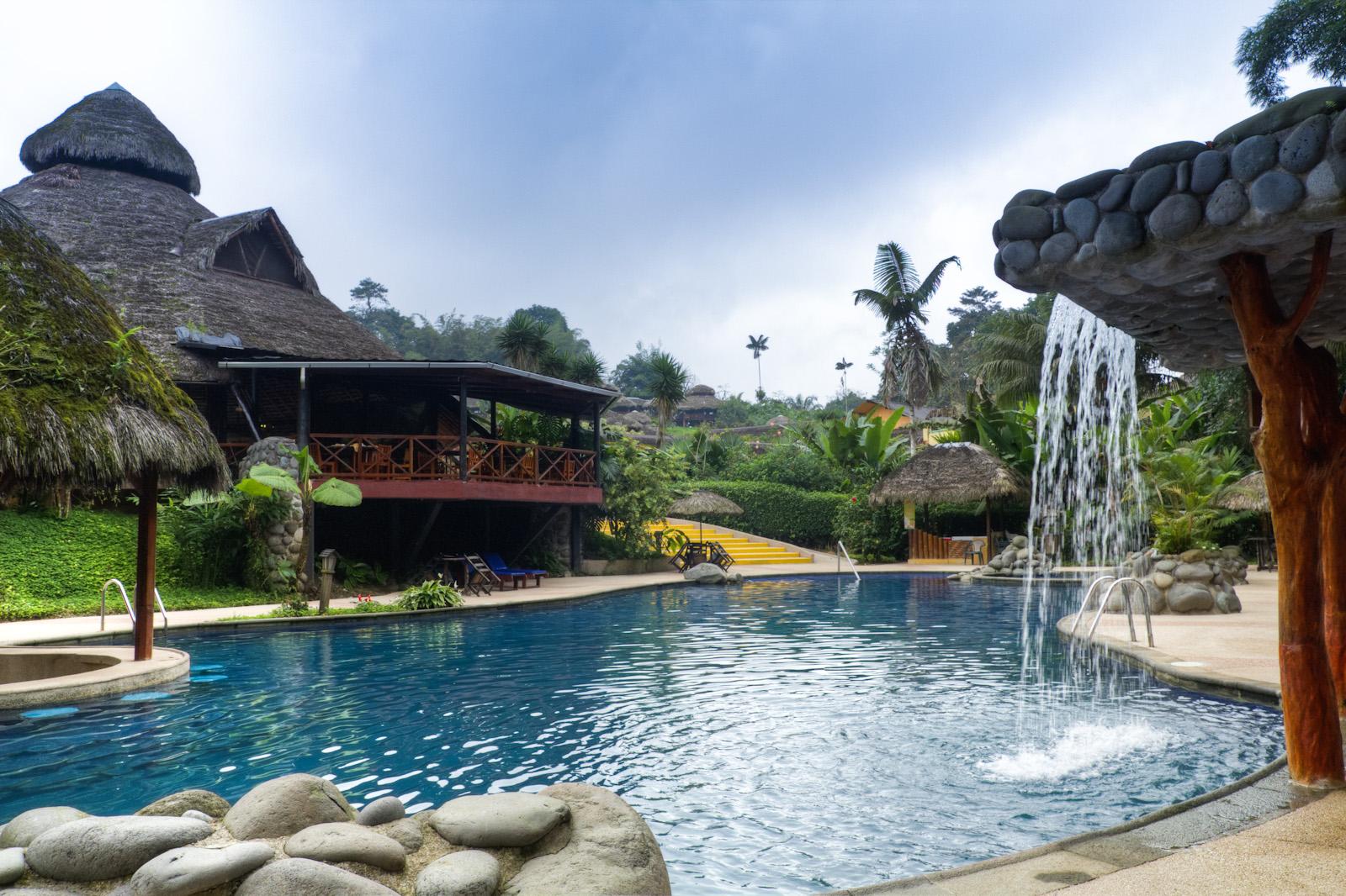 Swimming Pool  Arash Resort  Spa