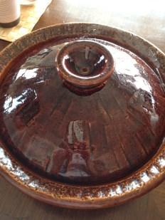 1.愛用の土鍋
