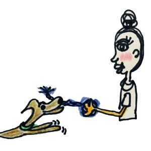 愛犬と一緒に遊んで信頼関係を築こう【犬の育て方 vol.39】
