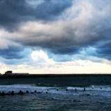「淡路島の空」冬の到来