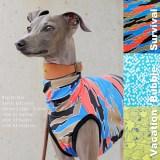 「犬服」Survival/Bubble/Vacationアナタならどれを選ぶ!?スポーツニットプリントに新しいカラーを追加しました