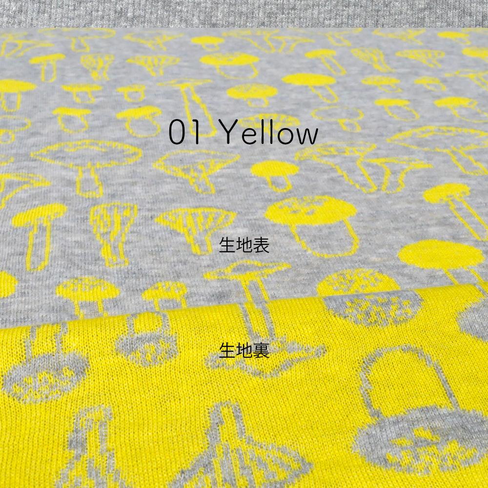 犬服|KINOKO|ジャガードニット|選べる4タイプ×3カラー(Yellow/Green/Navy)