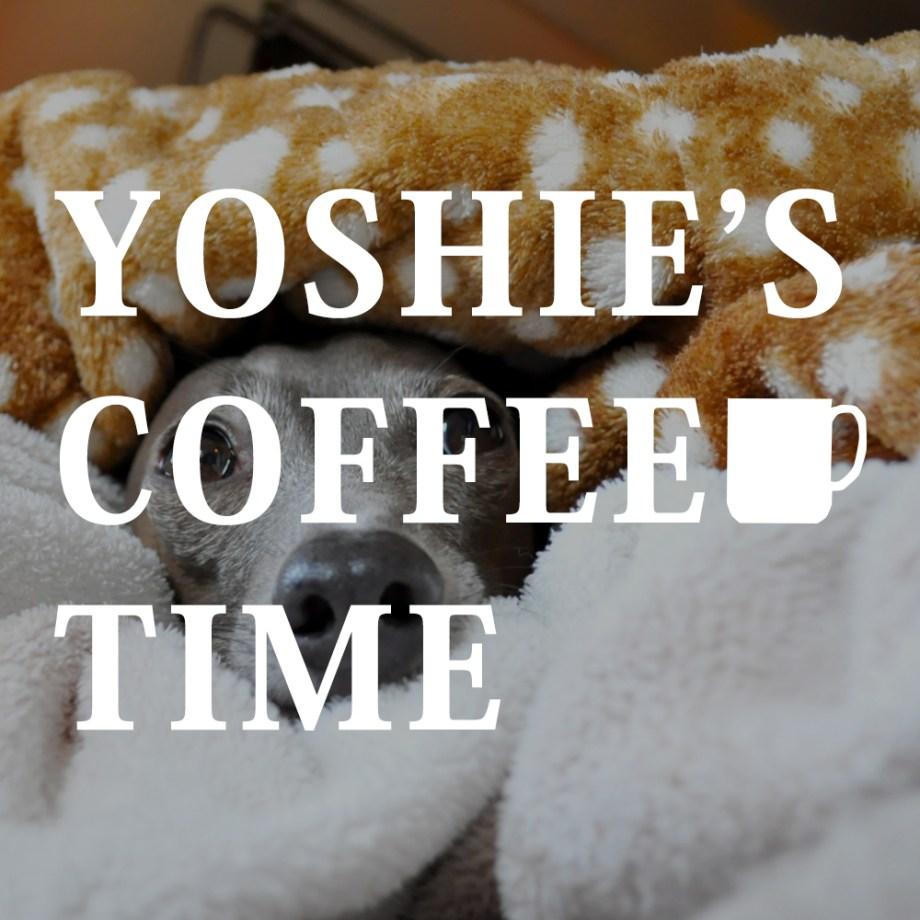 Happy Birth Day♡Buono!〜4歳だよ〜!大好きだよ〜!-YOSHIE'S COFFEE TIME