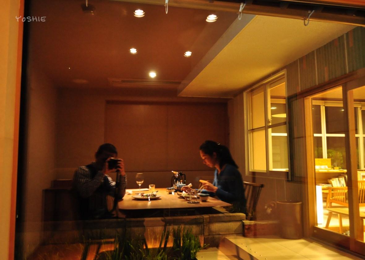 【淡路島の南海荘】夫婦の食卓、私の気持ち。
