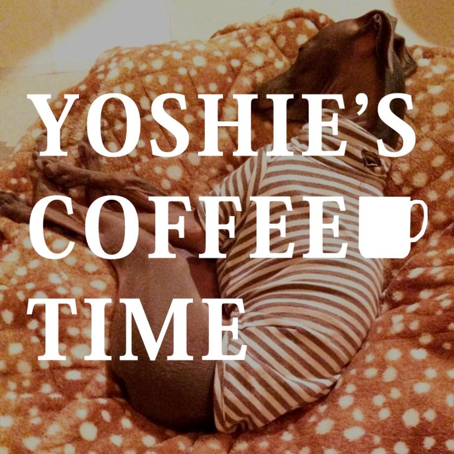 YOSHIE'S COFFEE TIME-こんな私ですが、2017年もよろしくです♪