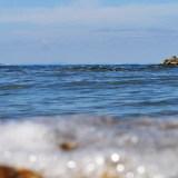 海へ。春が近づいてきてる。