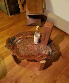 """Table """"Vésuve"""""""