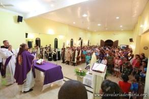 Na comunidade São Pedro