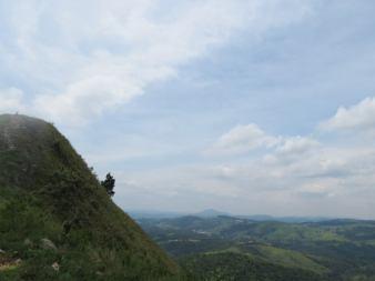 Vista desde o Monte Saboó