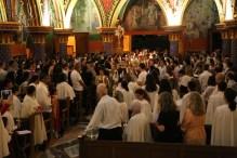 Vigília Pascal - Arautos do Evangelho - Basílica N. Sra. do Rosário de Fátima (7)