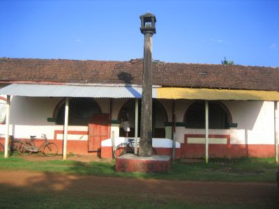 Gore Temple and Dhareshwara