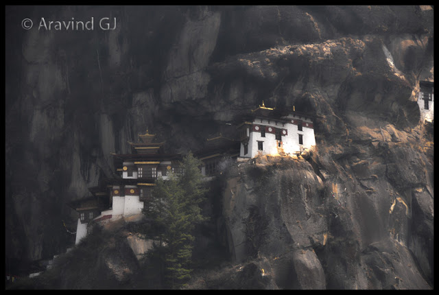 Bhutan: Trek to Tiger Nest monastery