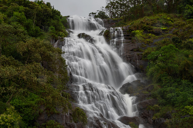 Chinnakanal falls – A beauty in Munnar