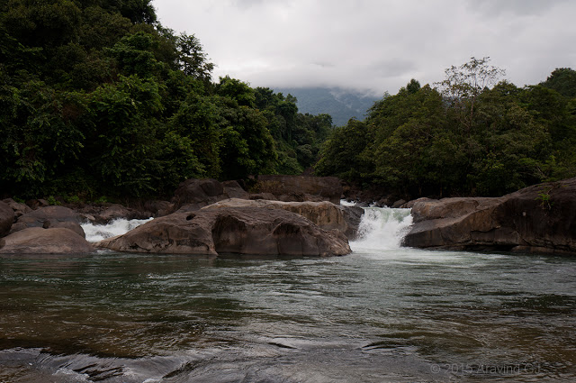 Aripara waterfalls