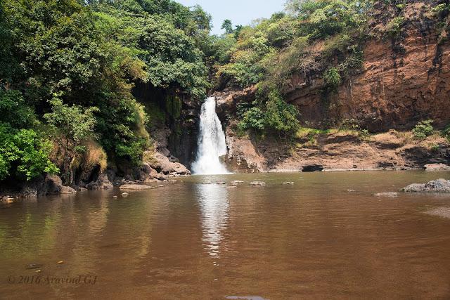 Harvelam waterfalls, Goa