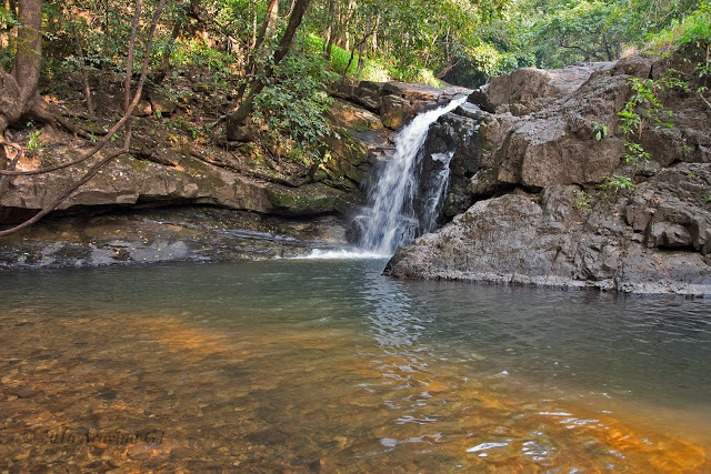 Talade waterfalls, Goa