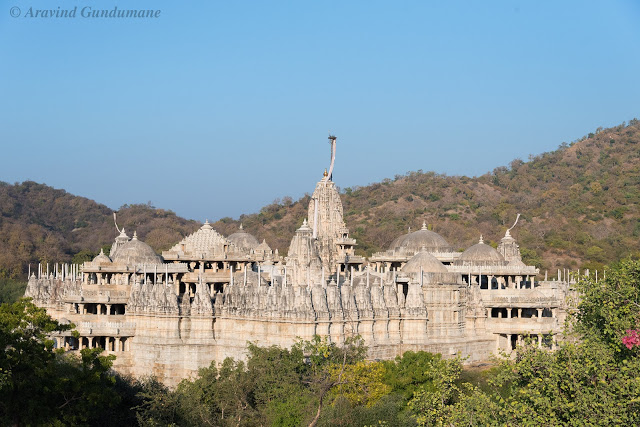 Architecture wonder at Ranakpur