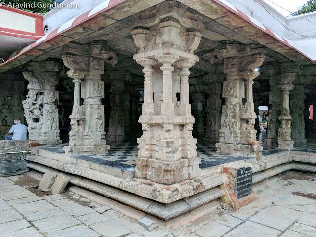Halasuru Someshwara temple, Bengaluru