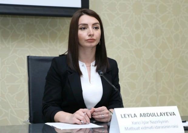 Avropa Məhkəməsi Ermənistanın tələbini rədd etdi - Leyla Abdullayeva 11 İyun 2021
