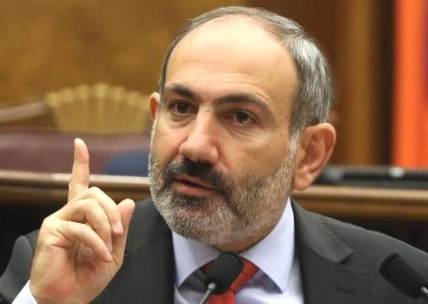 """Paşinyan bu şəxsləri """"Troya atı""""na bənzətdi 08 İyun 2021"""