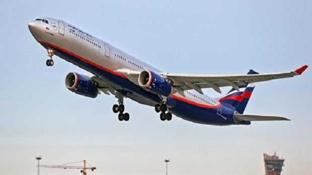 Rusiya daha 8 ölkə ilə uçuşları bərpa edir 10 İyun 2021