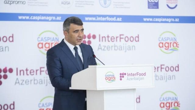 Bakıda 14-cü Azərbaycan Beynəlxalq Kənd Təsərrüfatı sərgisi keçirilir 10 İyun 2021