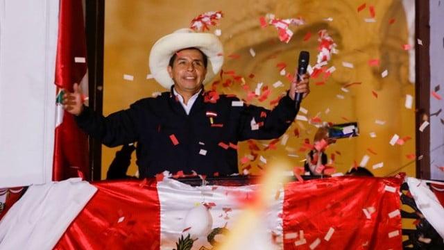 Perunun yeni prezidenti seçildi 11 İyun 2021