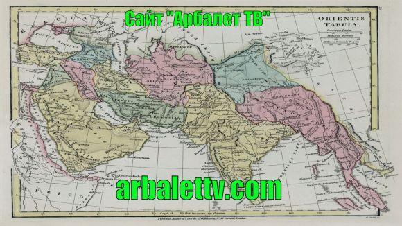 Анакалипсис. Видео #3 — Две Эфиопии, Палестина и скрытая история