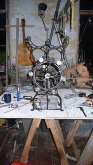 Loom VI in progress