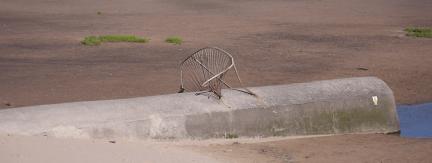 Sculptural ironwork