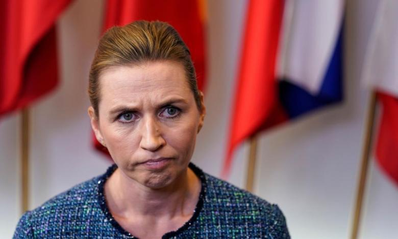رئيسة وزراء الدنمارك إلى تل أبيب وسط انتقادات شعبية وسياسية وإعلامية