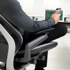 Steelcase Gesture Chair How To Make A Rocking Arbee Associates Ideas For Smarter Workplace