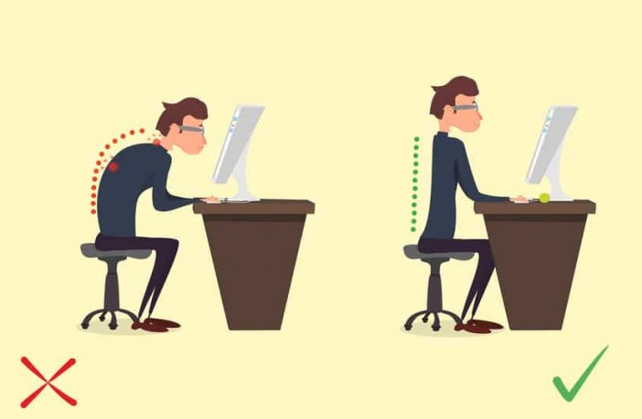 Ergonomie am Arbeitsplatz Die wichtigsten Facts  Tipps
