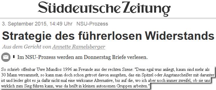 150903_sz_nsu_strategie_führerloser_widerstand