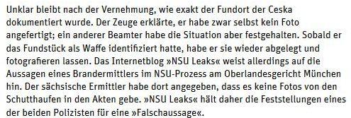 leaks nd