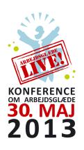 Arbejdsglæde Live 2013