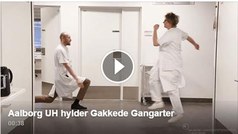 Aalborg UH hylder gakkede gangarter