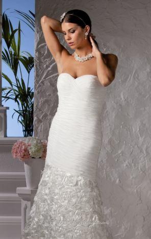 احدث فساتين زفاف - 2013 - 12